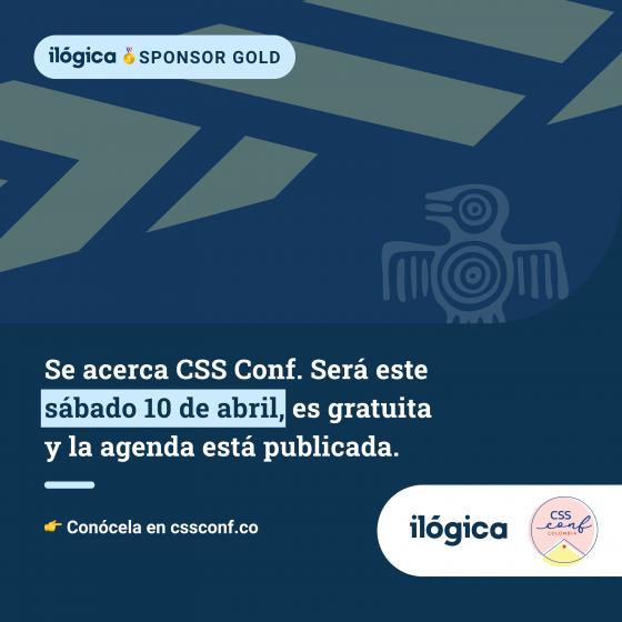 post CSS Conferencia